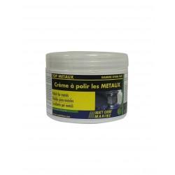 MATT CHEM - TOP METAUX - Crème à polir pour métaux