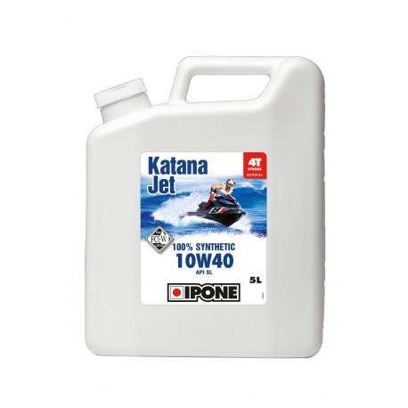 Lubrifiant Ipone Katana Jet 10W40 100% Synthetic 4T