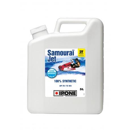 Lubrifiant Ipone Samouraï Jet 10W40 100% synthetic 2T