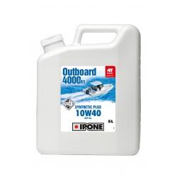 Lubrifiant Ipone Outboard 4000 RS 10W40