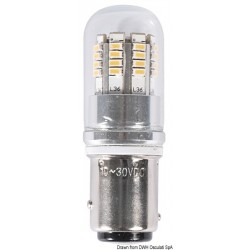 Ampoule LED BAY15D pivots...
