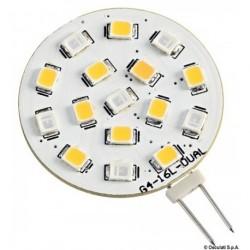 Ampoule LED SMD bicolore...