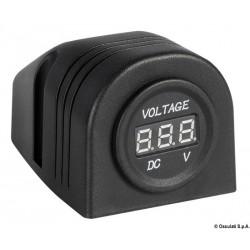 Voltmètre numérique et...
