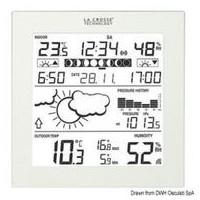 Stations météo, barographes et horloges
