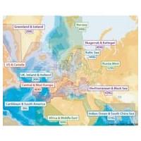 Carte navigation