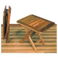 Tables et sièges en teck ARC